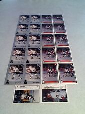 *****Eric Plante*****  Lot of 22 cards.....2 DIFFERENT / Hockey