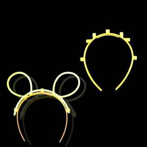 Luminous Stick Glasses Headwear Bracelet Glowing In The Dark Party Decor Needs