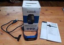 Garmin Vivosmart HR+ and GPS Activity Tracker - Blue. Doesn't turn on/power up!