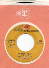 FLEETWOOD MAC * 45 * Oh Well * 1969 USA ORIGINAL * Scratches but still enjoyable