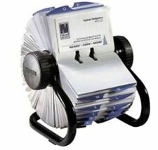 Rolodex 67236 Open Rotary 4 Inch Business Card File Sleeve