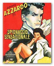 JOHNNY AZZARDO 35 Edizioni Seat 1965 assi dell' avventura