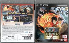 PS3 Game One Piece Kaizoku Musou Pirate Warriors 2 Japanese NEW
