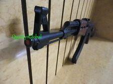 HEAVY METAL WITH REAL WOOD BLACK  REPLICA AK-47 FULL STOCK MOVIE PROP GUN EKOL