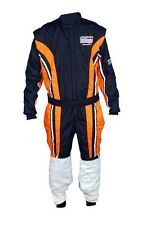 SFI 3.2A/5 Mate finish woven NOMEX customized  driving suit 2 layers  Size XL