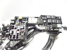 NEW GENUINE JAGUAR XF 2012 3.0 DIESEL MAIN ENGINE WIRING LOOM HARNESS FUSE BOX