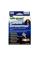 8in1 Safe-Guard Canine Dewormer For Dogs Only, 6 Weeks and Older, 9 Pouches...