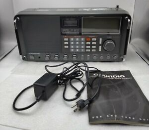 Grundig Satellit 800 Millennium Multi-Band Receiver as is .