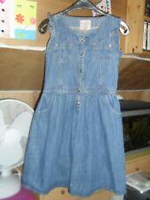 deb0b834f4710 Robes bleu sans manches pour fille de 12 ans   Achetez sur eBay