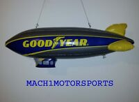 "NEW 33"" Goodyear Inflatable BLIMP NASCAR Sprint Cup Airship Dirigible Zeppelin"