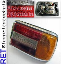Rückleuchte Rücklicht rechts BMW 1802 2002 Glas + Rahmen + Trägerplatte original