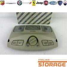 FIAT CROMA DA 2005 A 2010 PLAFONIERA LUCE INTERNA NUOVO ORIGINALE 735398642