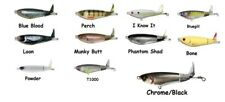 River2Sea Whopper Plopper 110 Topwater Bait - New Model - Choice of Colors