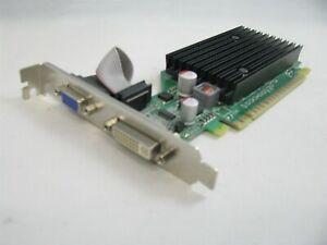 512-P3-N725-LR EVGA NVIDIA GeForce 8400GS DDR2 512MB PCIE DVI/VGA V Video Card