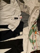 Lot Of Size 18 Boys Clothes, Some New With Tags, Some Lightly Used