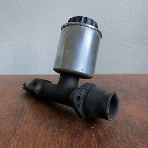 Porsche 356 A B Aluminum Brake Fluid Reservoir w/ Cap & Master Cylinder ATE