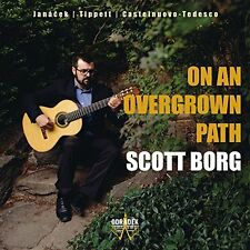 Scott Borg - On An Overgrown Path [CD]