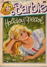 Barbie Magazine Holiday Special 1987     Linda Nolan