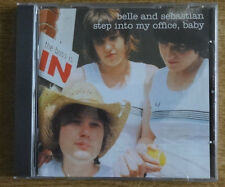 Belle And Sebastian, Step Into My Office, Baby Cd single, Rough Trade Records