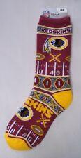 Washington Redskins Socks Medium Size 5  to 10 Super Fan