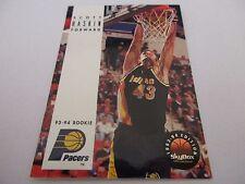 Carte NBA SKYBOX 1993-94 #233 Scott Haskin Indiana Pacers