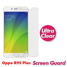Plastic Screen Protector For Oppo R9S Plus - Clear