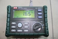RCD LOOP circuit Trip-Out current time autoramp trigger tester data save