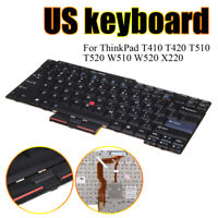 For Lenovo ThinkPad T410 T420 T510 T520 W510 W520 X220 Laptop Black US