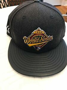 Rare NWT New York Yankees 1996 World Series New Era Limited Edition Cap Hat!