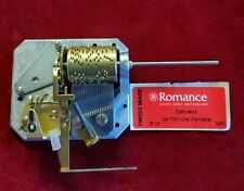 NEW 2/22 NOTE REUGE CUCKOO CLOCK MUSIC BOX  HAPPY WANDERER & EDELWEISS ( VIDEO )