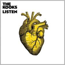 THE KOOKS - LISTEN (DELUXE EDT.)  CD NEW+