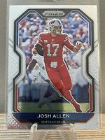 2020 Panini Prizm Josh Allen Base #1 Buffalo Bills