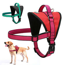 Soft Mesh No Pull Pet Dog Harness for Medium Large Dogs Working Vest with Handle