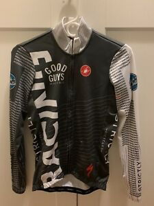 Castelli Long Sleeve Cycling Jersey Size Small Good Guys Racing