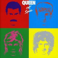 Queen - Hot Space (2011 Remastered Version) [CD]