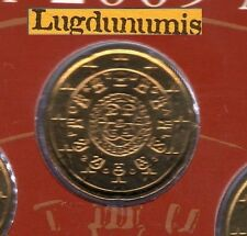 Portugal 2003 - 20 Centimes D'Euro FDC provenant du coffret 50000 exemplaires