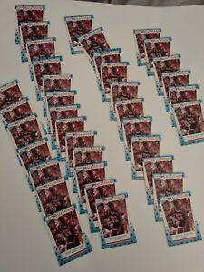 1989 FLEER ALL-STAR STICKER # 5 MAGIC JOHNSON 37 CARD LOT. ALL MAGIC JOHNSON