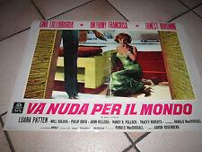 VA NUDA PER IL MONDO  Lollobrigida 1961 Go Naked in the World