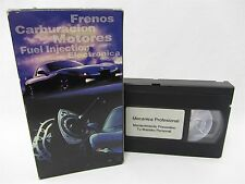 VHS - Mecanica Profesional Mantenimiento Preventivo Tu Maestro Personal