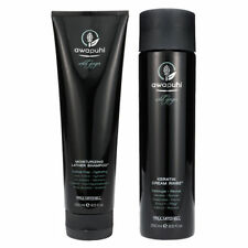 Paul Mitchell Awapuhi Wild Ginger Repair Shampoo & Keratin Cream Rinse 8.5 oz