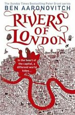 Rivers of London (A Rivers of London novel) by Ben Aaronovitch 0575097582 The