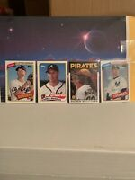 ⚾️Lot (4) 2014 Topps Archives SP Short Print 207 208 209 210 Kershaw Card ⚾️