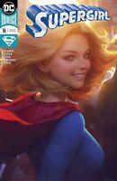 SUPERGIRL #16 ARTGERM VARIANT DC COMICS NEAR MINT 12/13/17