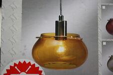 Lampe de plafond VERRE JAUNE 40W 17x16 cm Luminaire, Lumière Maison NEUVE
