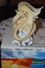 Land of Dragons Collection Medium Snow Dragon (K103)