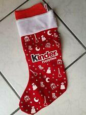 Kinder Überraschung/Ferrero/Nutella ect. -ein Weihnachtssparstrumpf Modell 2