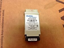 Nortel AA1419024 1000 BASE WDM GBIC 1610nm APD Transceiver used