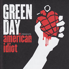 GREEN DAY - AMERICAN IDIOT CD ~ HOLIDAY ++ BILLIE JOE ARMSTRONG ~ PUNK *NEW*
