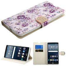Étuis, housses et coques etuis portefeuilles violet pour téléphone mobile et assistant personnel (PDA) LG