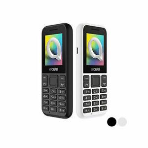 "Téléphone Portable Alcatel 10-66 1,8"" QQVGA 2G FM"